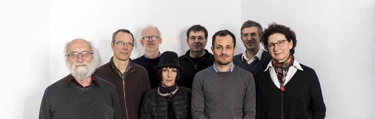 Photo de l'équipe d'AER